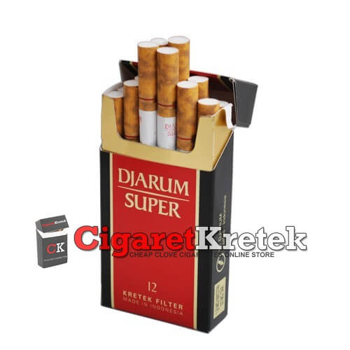 djarum super clove cigarettes
