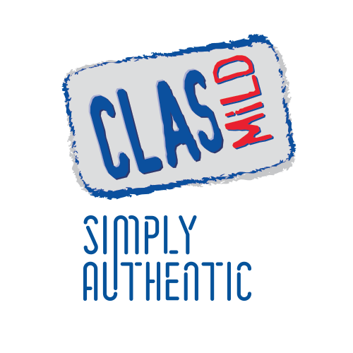 clas mild logo simply authentic