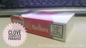 marlboro red firm filter